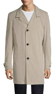 Strellson Slim-Fit Sonik Trench Coat