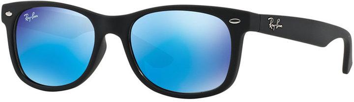 Ray-Ban Junior Sunglasses, RJ9052S NEW WAYFARER KIDS