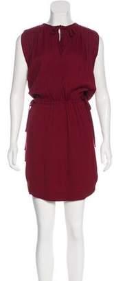 Isabel Marant Sleeveless Knee-Length Dress