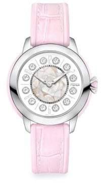 Fendi IShine Sterling Silver Watch