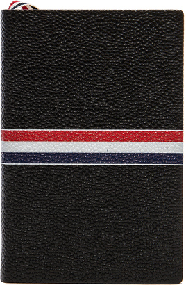 Thom Browne Small Notebook $260 thestylecure.com