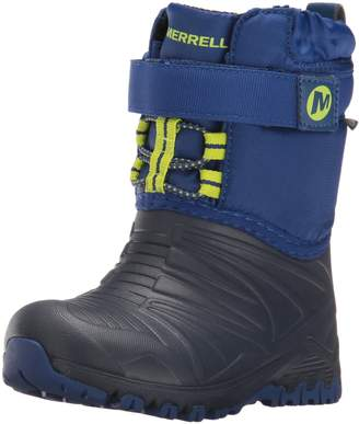 Merrell Snow Quest Waterproof Winter Boot