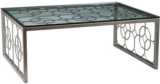Artistica Honeycomb Coffee Table - Argento Silver