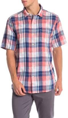 Tommy Bahama Double Fauna Camp Regular Fit Shirt