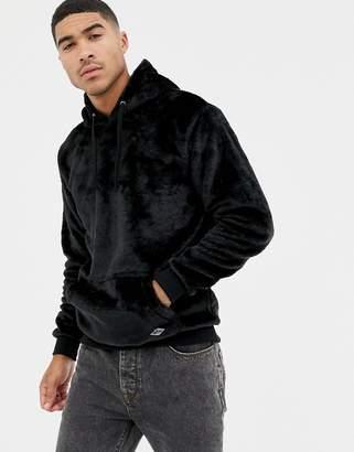 Soul Star Teddy Hoodie with Kangaroo Pocket