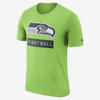 "Nike Football"" Logo (NFL Seahawks) Men's T-Shirt"
