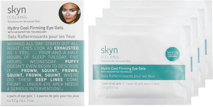 Skyn Iceland Travel Size Hydro Cool Firming Eye Gels