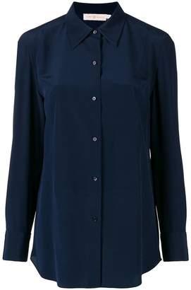 Tory Burch plain button shirt