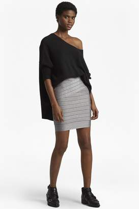 French Connection Rosa Spotlight Knit Pencil Skirt