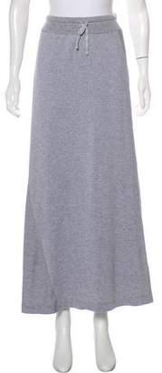Splendid Jersey Knit Midi Skirt