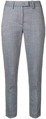 Dondup textured cigarette trousers