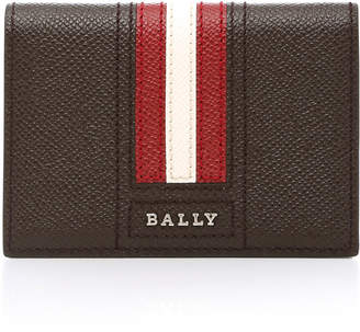 Bally Folding Calfskin Card Case
