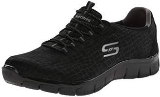Skechers Sport Women's Empire Rock Around Fashion Sneaker $65 thestylecure.com