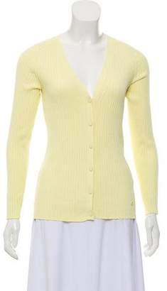 Gucci Medium-Weight Knit Cardigan