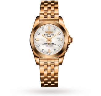 Breitling Galactic Ladies Watch