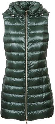 Herno (ヘルノ) - Herno Hooded Padded Gilet