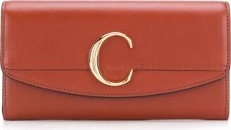 Chloé C wallet