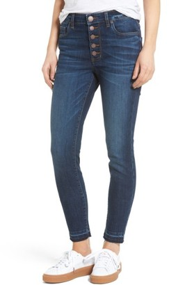 Women's Sts Blue Ashley High Waist Ankle Skinny Jeans $69 thestylecure.com
