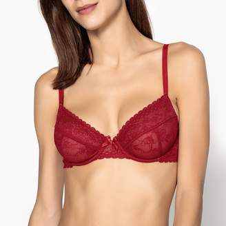 La Redoute Collections Privilege Demi-Cup Bra