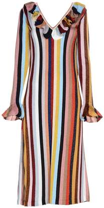 Marco De Vincenzo 3/4 length dresses