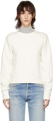 Rag & Bone White Best Sweatshirt
