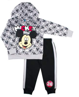 Disney's Mickey Mouse Toddler Boy Pullover Hoodie & Jogger Pants Set