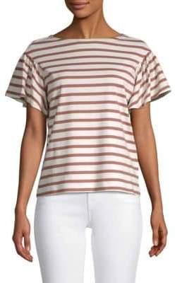 Kate Spade Striped Cotton Top