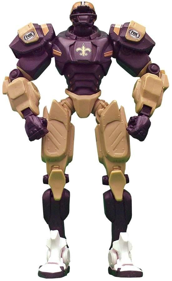 Kohl's New Orleans Saints Cleatus the FOX Sports Robot Action Figure