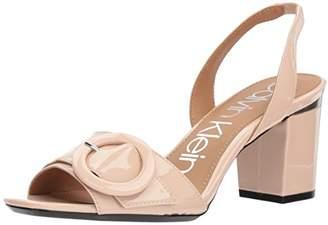 Calvin Klein Women's Claudia Heeled Sandal