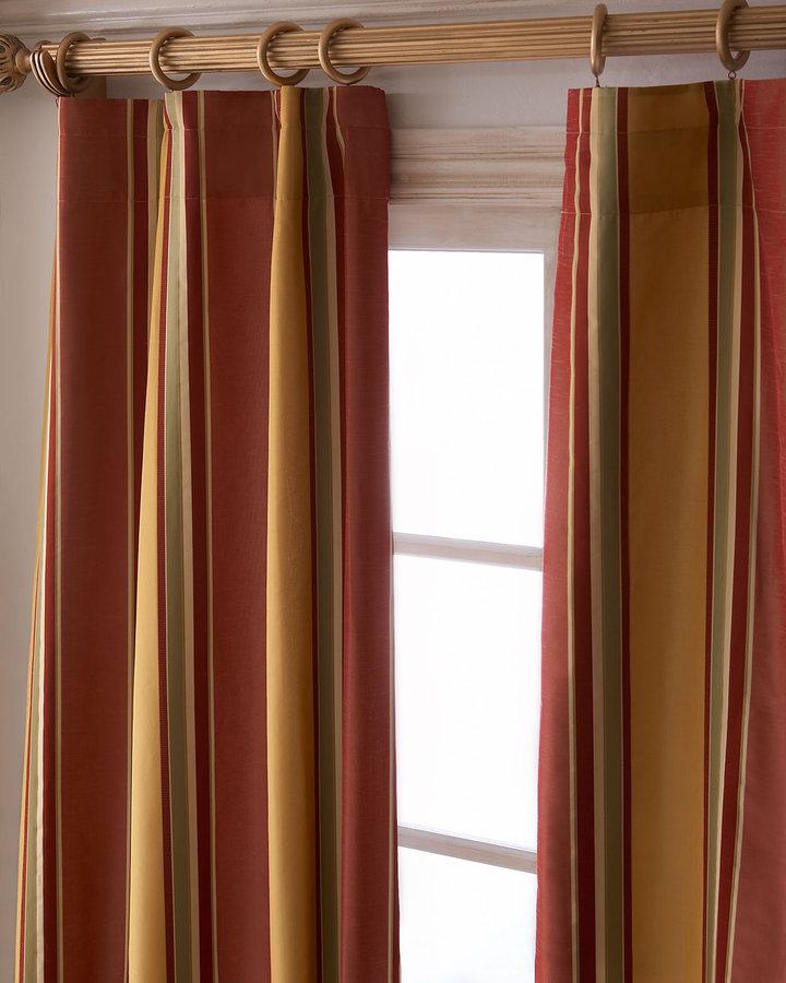Horchow Each Woodside Curtain