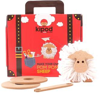 Kipod Pom Pom Sheep Kit