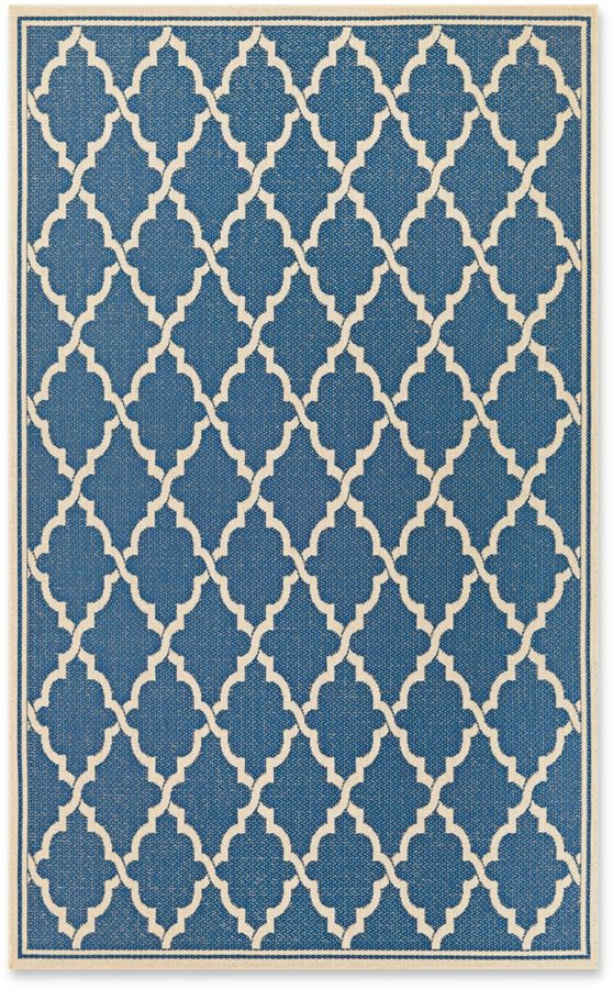 Couristan Couristan Monaco Ocean Port Indoor/Outdoor Rug