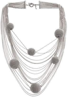Fabiana Filippi Doriana Ball necklace