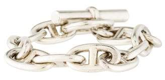 Hermes Chaîne d'Ancre Bracelet