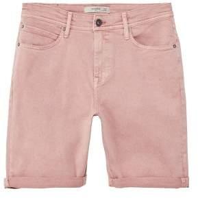 Mango Man MANGO MAN 5 pocket bermuda shorts