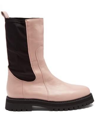 Marques Almeida MARQUES'ALMEIDA Klara leather chelsea boots