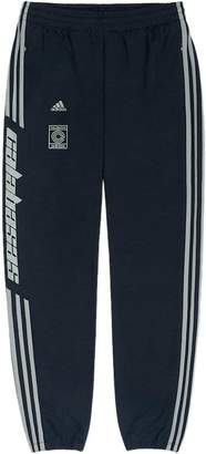 adidas Blue Calabasas track pants