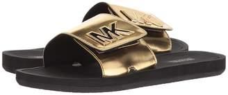 MICHAEL Michael Kors MK Slide Women's Sandals