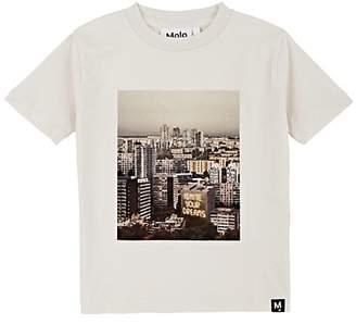 Molo Kids Kids' Graphic Cotton T-Shirt