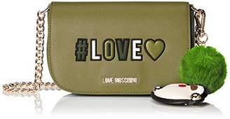 Love Moschino Borsa Pu, Women's Shoulder Bag,6x13x17 cm (B x H T)