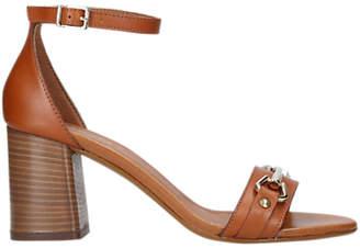 2740849dff4 at John Lewis and Partners · Carvela Kast Block Heel Sandals
