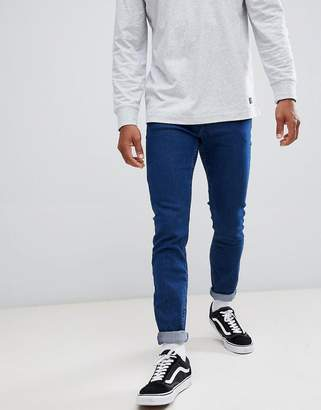Lee Malone Super Skinny Jeans Deep Stone
