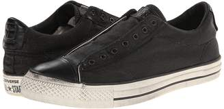 John Varvatos Converse by Chuck Taylor All Star Burnished Canvas Slip on Shoes