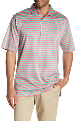 Peter Millar Gabby Stripe Classic Fit Polo $95 thestylecure.com