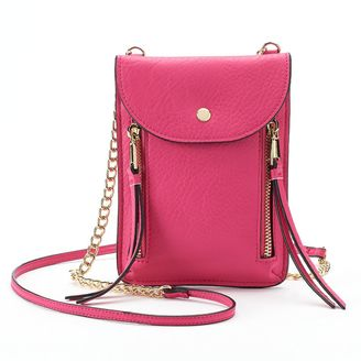 Juicy Couture Mini Phone Crossbody $24 thestylecure.com