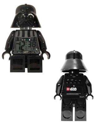 LEGO Star Wars S.W. DARTH VADER CLOCK