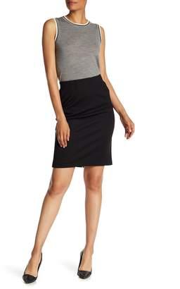 Adrianna Papell Amanda & Chelsea Straight Skirt