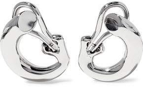 Charlotte Chesnais Monie Sterling Silver Clip Earrings