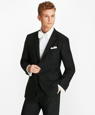 Brooks Brothers Milano Fit One-Button 1818 Tuxedo