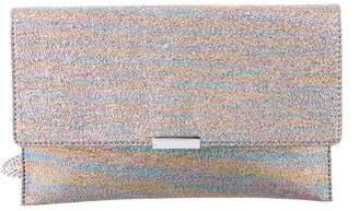 Loeffler Randall Metallic Crossbody Bag